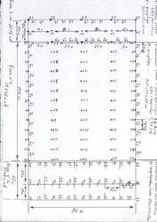 Ангар Москва 84 x 210 (42 +144 + 24 х 84М)60 x 48,  30 x 216 - foto 3